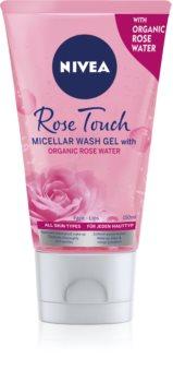 Nivea MicellAir  Rose Touch Cleansing Micellar Gel