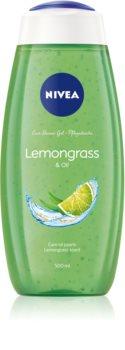 Nivea Lemongrass & Oil душ гел - грижа