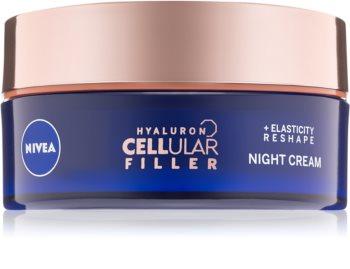 Nivea Hyaluron Cellular Filler crema remodelatoare de noapte