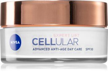 Nivea Hyaluron Cellular Filler dnevna krema za preoblikovanje SPF 30