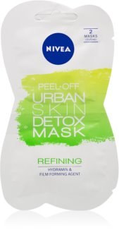 Nivea Urban Skin čistiaca zlupovacia maska