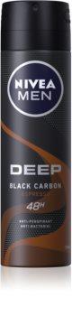 Nivea Men Deep Antitranspirant-Spray für Herren