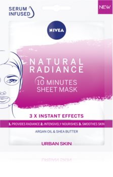 Nivea Urban Skin Radiance Mask