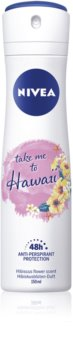 Nivea Take me to Hawaii antitraspirante spray 48 ore