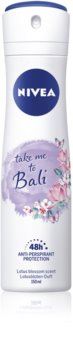 Nivea Take me to Bali antitraspirante spray