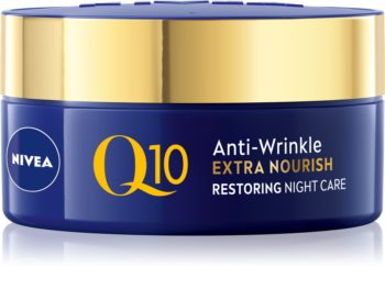 Nivea Q10 Power crema notte nutriente