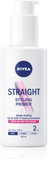 Nivea Styling Primer Straight Gel Emulsion To Smooth Hair