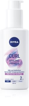 Nivea Styling Primer Curl Gel Emulsion For Wavy And Curly Hair