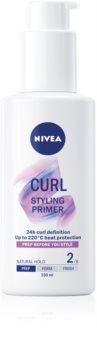 Nivea Styling Primer Curl гел емулсия за чуплива и къдрава коса