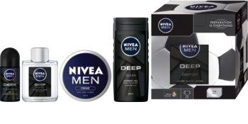 Nivea Men Deep coffret cadeau XI.