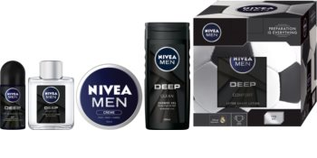 Nivea Men Deep darčeková sada XI.