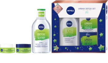 Nivea Urban Skin Detox poklon set XVI.