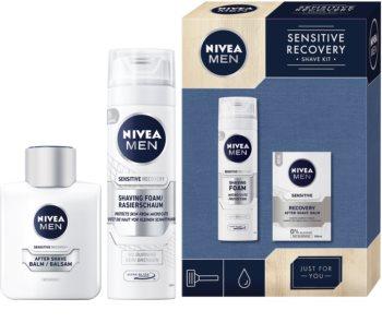 Nivea Men Sensitive Recovery dárková sada XXI.