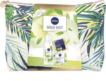 Nivea Naturally Good подаръчен комплект (за всички типове кожа на лицето)