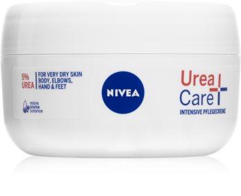 Nivea Urea & Care univerzális krém a nagyon száraz bőrre