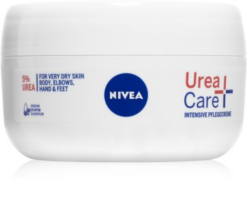 Nivea Urea & Care univerzální krém pro velmi suchou pokožku