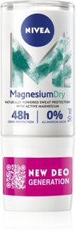 Nivea Magnesium Dry дезодорант roll-on