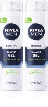 Nivea Men Sensitive гел за бръснене