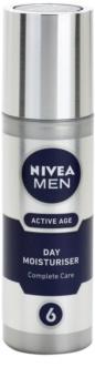 Nivea Men Active Age rewitalizujący krem do twarzy