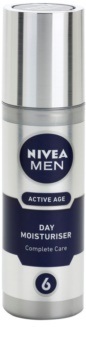 Nivea Men Active Age αναζωογονητική κρέμα προσώπου