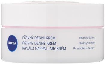 Nivea Aqua Effect crema nutritiva para pieles secas