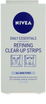 Nivea Aqua Effect Cleansing Face Strips