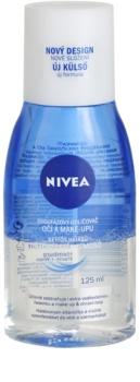 Nivea Aqua Effect desmaquillante para  maquillaje resistente al agua
