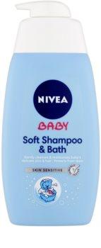 Nivea Baby shampoo e bagnoschiuma 2 in 1