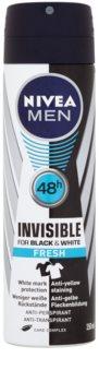 Nivea Men Invisible Black & White antitraspirante spray