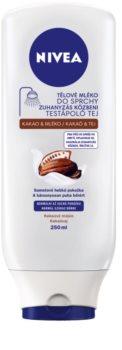 Nivea Body Shower Milk душ мляко за тяло за нормална и суха кожа