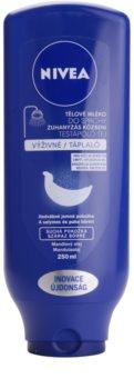 Nivea Body Shower Milk výživné telové mlieko  do sprchy
