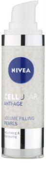 Nivea Cellular Anti-Age siero rimpolpante e idratante intenso all'acido ialuronico per viso, collo e décolleté