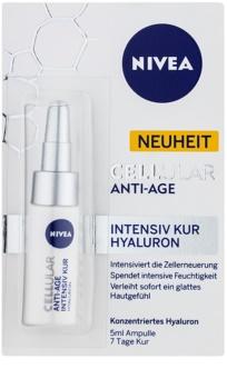 Nivea Cellular Anti-Age cure rajeunissante intense à l'acide hyaluronique
