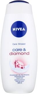 Nivea Care & Diamond gel doccia trattante