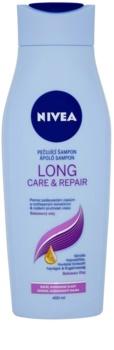 Nivea Long Care & Repair champú para cabello castigado y quebradizo