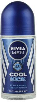 Nivea Men Cool Kick Antiperspirant Roll-On for Men