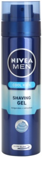 Nivea Men Cool Kick gel de rasage