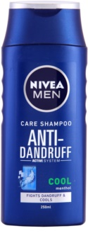 Nivea Men Cool Anti-Dandruff Shampoo For Itchy And Irritated Skin