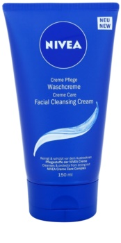 Nivea Creme Care crema limpiadora facial