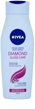 Nivea Diamond Gloss Shampoo for Tired Hair Without Shine
