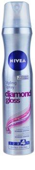 Nivea Diamond Gloss laca de pelo