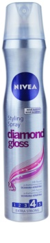 Nivea Diamond Gloss lak za kosu