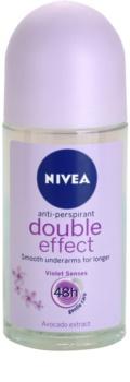Nivea Double Effect antitranspirante roll-on