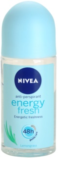 Nivea Energy Fresh roll-on antibacteriano