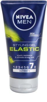 Nivea Men Elastic gél na vlasy extra silné spevnenie