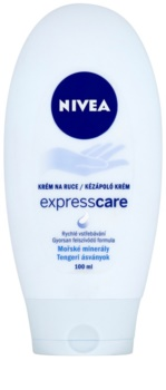 Nivea Express Care crema de manos