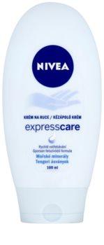 Nivea Express Care crema per le mani