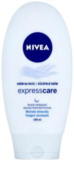 Nivea Express Care krém na ruky