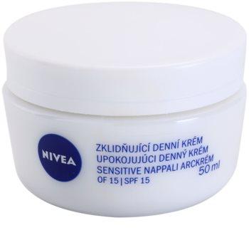 Nivea Face crema giorno lenitiva per pelli sensibili