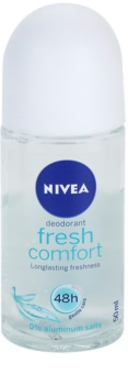 Nivea Fresh Comfort deodorante roll-on